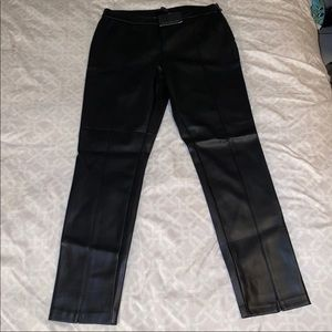 Marc New York Faux Leather Pants